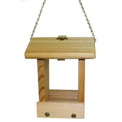 Mini Mixed Hopper Bird Feeder