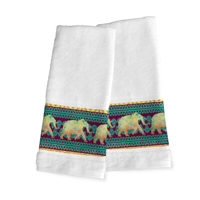 100% Cotton Hand Towel