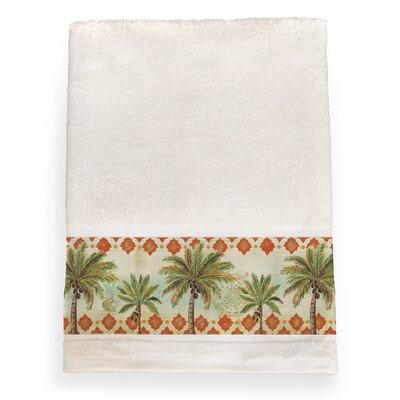 Palm 100% Cotton Bath Towel