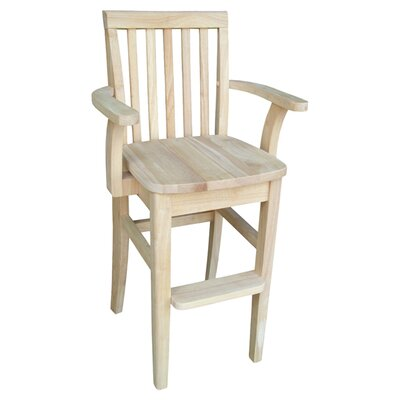 International Concepts Juvenile Mission Youth Desk Chair