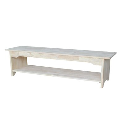 Belwood Wood Bench