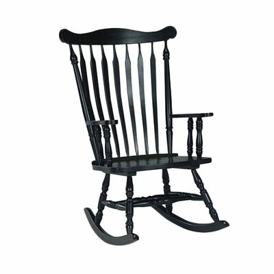 ... Furniture ... Wood Rocking Chairs International Concepts SKU: WI2027