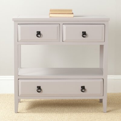 Velma Console Table Finish: Quartz Grey
