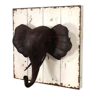 Monie Elephant Wall Hook