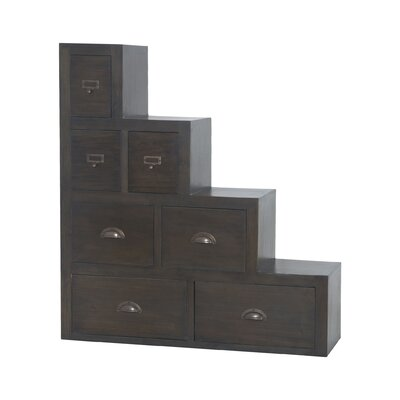Polzin 7 Drawer Chest