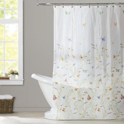 Ramona Garden Flight PEVA Shower Curtain