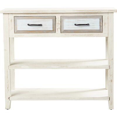 Washer Console Table