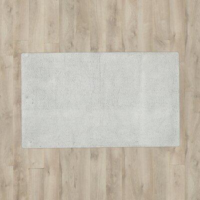 Pierro Plush Solutions Bath Mat Color: Grey