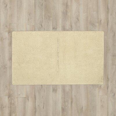 Pierro Plush Solutions Bath Mat Color: Tan