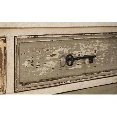 Zettie 2 Drawer 2 Door Accent Cabinet