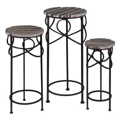 Mercer 3 Piece Nesting Plant Stand