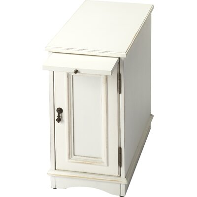 Ocilla Harling Cottage 1 Door Accent Cabinet