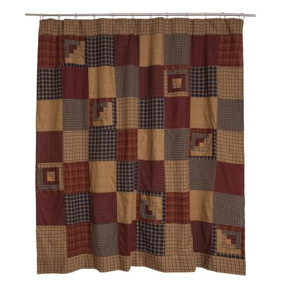 Mccoppin Cotton Shower Curtain