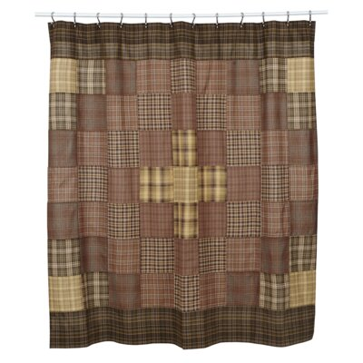 Mariner Cotton Unlined Shower Curtain