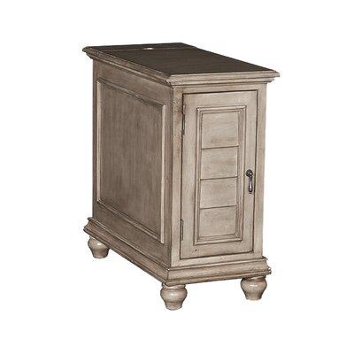 Deschambault Accent Cabinet Color: Gray