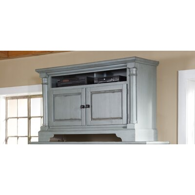 "Findlay 54"" TV Stand Color: Mineral Gray"
