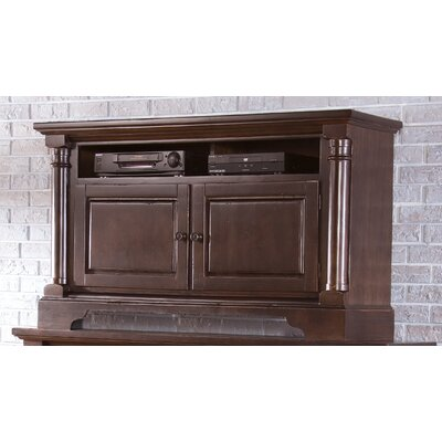 "Findlay 54"" TV Stand Color: Tobacco"
