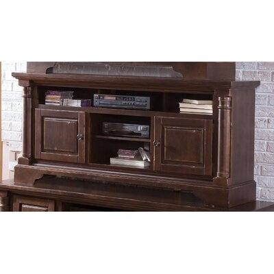 "Findlay 64"" TV Stand Color: Tobacco"