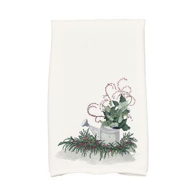 Amanda Gardener's Delight Holiday Hand Towel