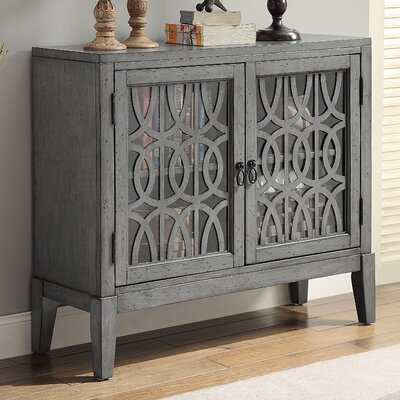 Rosehill 2 Door Accent Cabinet Color: Gray