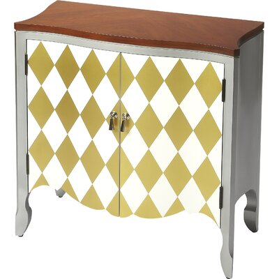 Greta 2 Door Accent Chest