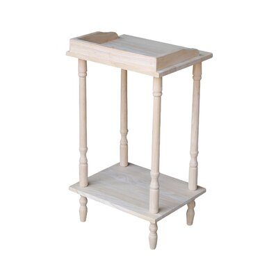 Toby Multi-Tiered Telephone Table