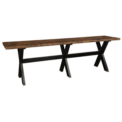 Courtney Gathering Table Size: Small