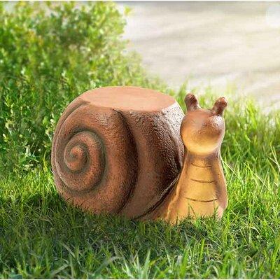 Ridgewood Snail Garden Stool