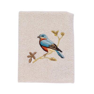 Culberson Birds 100% Cotton Washcloth