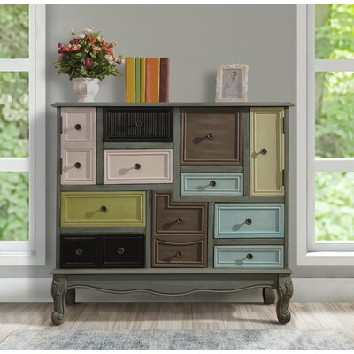 Ailbe 9 Drawer Accent Chest