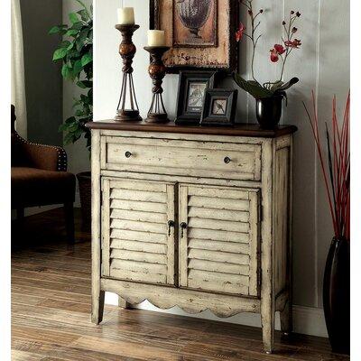 Kayla 1 Drawer 2 Door Accent Cabinet