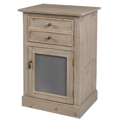 Hardeman 2 Drawer Accent Cabinet
