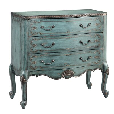 Francesca 3 Drawer Chest
