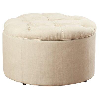 Lenore Upholstered Storage Ottoman