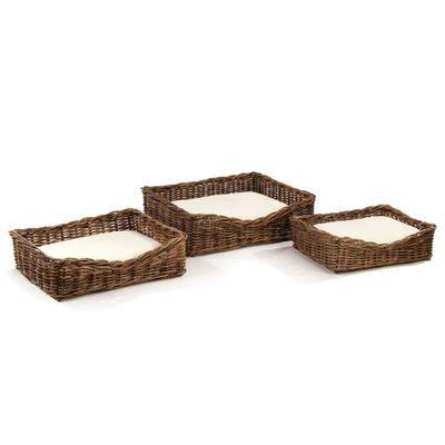 Abigail 3 Piece Dog Cot Set