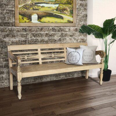 Oneil Wood Bench