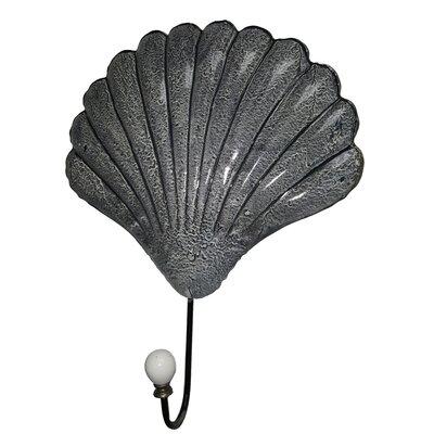 Madelon Seashell Metal Hook