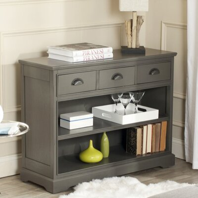 Keithley Standard Bookcase Color: Grey