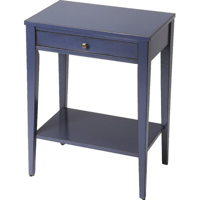 Sunningdale Console Table Color: Blue
