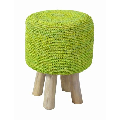 Paityn Stool Color: Lime Green