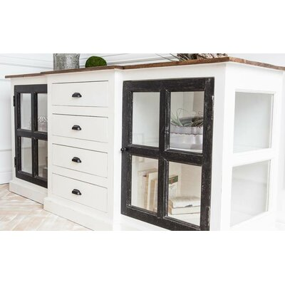 Cambarville 4 Drawer Cabinet
