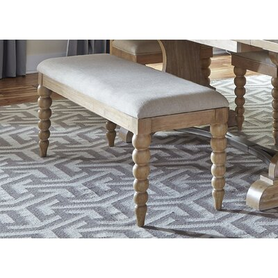Schall Upholstered Bench
