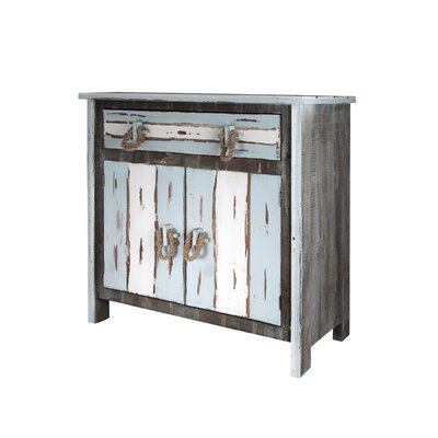 Hallowell 2 Doors Accent Cabinet