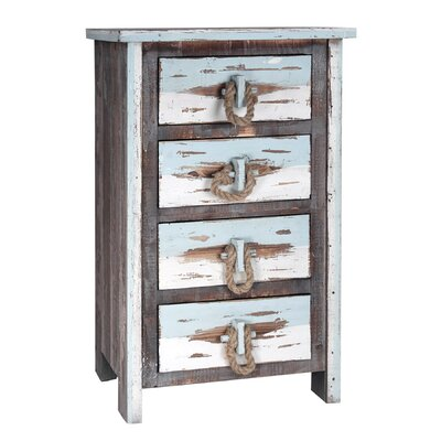 Ridgefield 4 Drawer Chest
