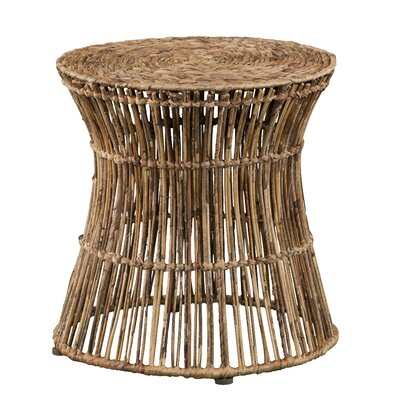 Ady Hyacinth Accent Stool