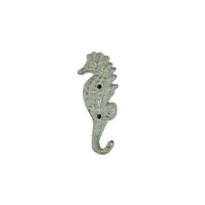 Galla Seahorse Wall Hook Color: Antique Bronze
