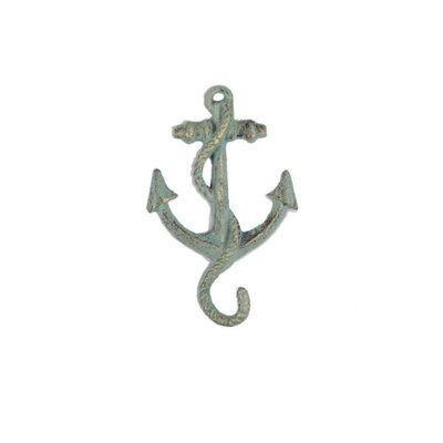 Veranda Wall Hook Color: Antique Bronze