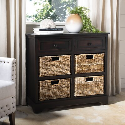 Sutherland 6 Drawer Chest Color: Brown