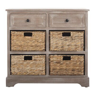 Sutherland 6 Drawer Chest Color: White Washed
