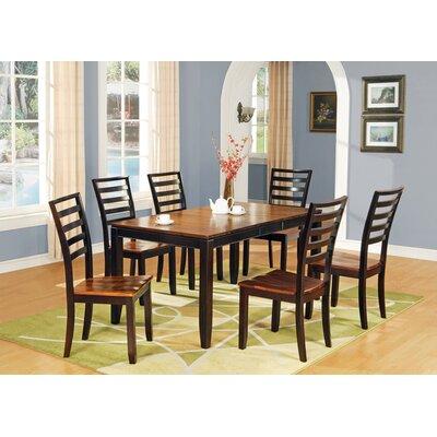 7 Piece Extendable Dining Set